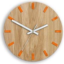 Hummel 33.5cm Silent Wall Clock Norden Home