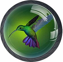 Hummingbird Cabinet Door Knobs Handles Pulls