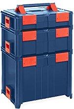 Hunersdorff 471500 BoxOnBox B-Set Tool case Made