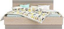 Huneycutt European Kingsize Bed Frame Ebern Designs