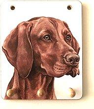 Hungarian Vizsla Dog Lover Gift - UK Artist
