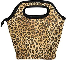 hunihuni Animal Leopard Print Insulated Thermal