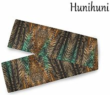 Hunihuni Leopard Print Table Runner Table Scarves