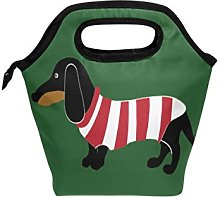 hunihuni Sausage Dog Insulated Thermal Lunch