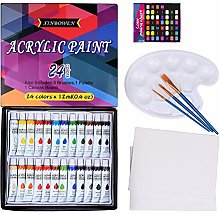 Hunpta Acrylic Paint Set for Kids, Artists and