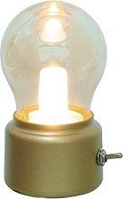 hunpta Retro Bulb Night Sleeping Lamp USB