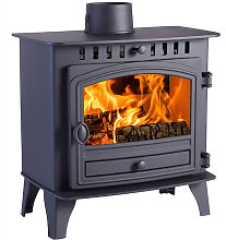 Hunter Herald 5 Slimline Wood Burning Stove