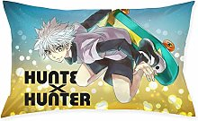 Hunter X Hunt1pc Room, Sofa Pillowcase, Rectangle