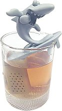 HuntGold Silicone Surfing Shark Tea Ball