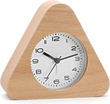 HUOQILIN Alarm Clocks Bedroom Bedside Table Clock