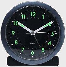 HUOQILIN Luminous Regular Alarm Clock Lazy