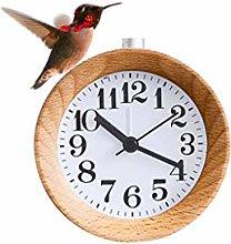 HUOQILIN Petit Cuckoo Clock Mute Luminous