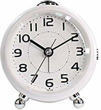 HUOQILIN Simple and Stylish Alarm Clock Bedside