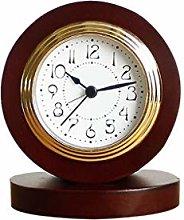 HUOQILIN Zhong Shiying Watch Simple Wooden Clock