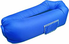 HUOU Inflatable lounger, 2019 New Waterproof