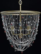 Huron 6-Light Candle Style Chandelier Rosalind