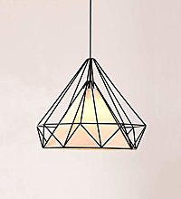 HUSH Iron Birdcage Living Room Bedroom lamp