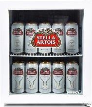 Husky Stella Artois 48 Litre Drinks Cooler - White