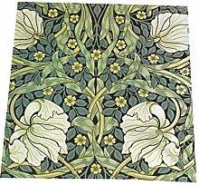 Hustor Cloth Napkins,Pimpernel William Morris