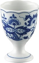 Hutschenreuther Blue Onion Motif Egg Cup, Egg