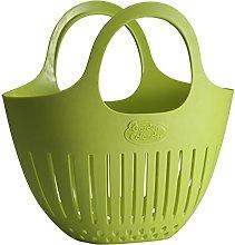 Hutzler Mini Garden Colander, Green