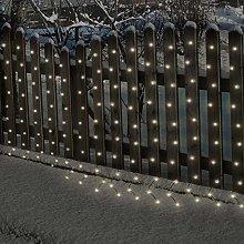 HVTKL Curtain fairy lights outdoor garden lights