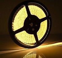 HVTKL LED Strip Light Warm White, 600LEDs 16.4Ft,