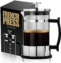 HwaGui Cafetiere French Press 4 Cup Best Coffee