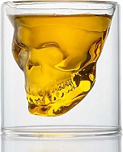 HwaGui So Cool Crystal Skull Shot Glass Drinking