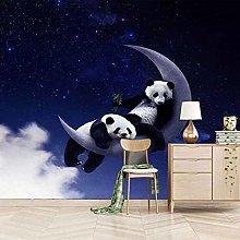 HWCUHL Wall Mural Wallpaper Animal Panda Wall