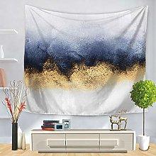HWJK Watercolor Plant Tapestry Tropical Landscape