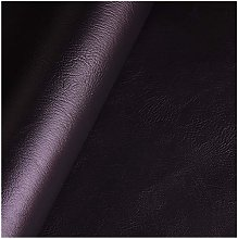 HWT-YB 0.7mm Thick Leatherette,brown PU Faux