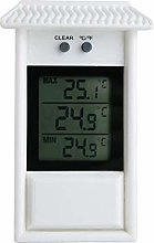 HXF Digital Indoor/Outdoor Waterproof Thermometer