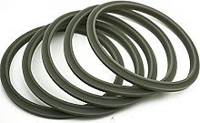 HXiaoF 3pcs/lot Replacement Gaskets Rubber Seal