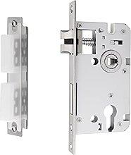 HXiaoF Aluminum Alloy Door Handle Door Lock for