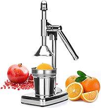 HXIYANG Manual Press Stainless Steel Fruit Juicer