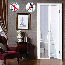 HXPH magnet flying curtain balcony door pest