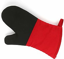 HXSJ Q Oven Mitts end Microwave Oven Gloves, Red