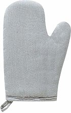 HXSJ Q Oven Mitts Solid Color Heat-resistant