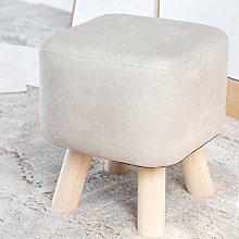 HXSKI Cube Small Footrest,Technology Cloth