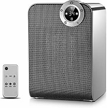HXSKI Portable Electric Space Heater,With 8H Timer