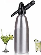 HXSYD 1L Soda Siphon Crystal Sparkling Water