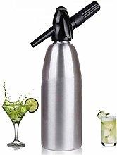 HXSYD Soda Maker Portable Seltzer Bottle