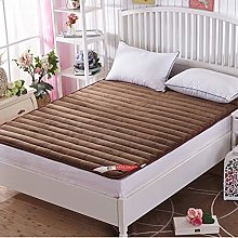 hxxxy Mattress Topper plush Cover Pad Sleeping