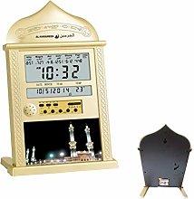 HXZB AL Harameen 4004 Prayer Clock Muslim Azan