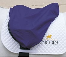 Hy Waterproof Saddle Cover (One Size) (Navy)