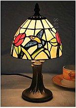 HY-WWK 8Inch Handmade Living Desk Lamp,Table