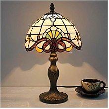 HY-WWK 8Inch Living Desk Lamp,Mediterranean