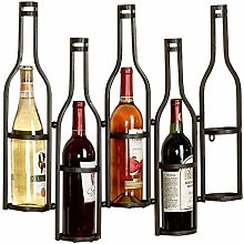 HY-WWK Creative Wine Rack Hanging Wine Cabinet
