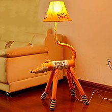 HY-WWK Floor Lamp Cartoon Cute Animal Creative
